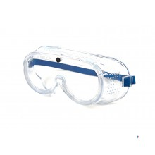 HBM Veiligheidsbril met Ventilatie