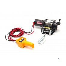 HBM 900 Kg. 12 Volt Bumperlier autolier