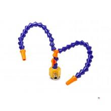 HBM 2 Arm Koelslang op magneetvoet