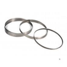 HBM 1430 x 8 mm HOUT Zaaglinten