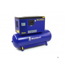 Michelin 10 PK 500 Liter Gedempte Compressor MCXD 988/500 N MET
