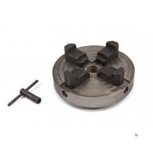 HBM 150 mm. Onafhankelijk 4 houtklauwplaat