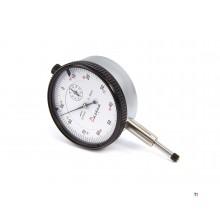 Dasqua Professionele 0.01 mm Slag 10 mm Meetklok