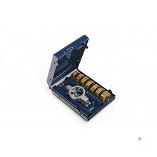 HBM 8 Delige UNC Snijplatenset