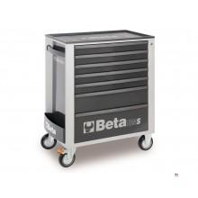 Beta 7 Laden Gereedschapswagen Grijs - C24S 7/G - 024002072