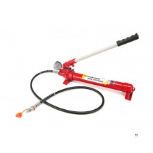 HBM 10 Ton Hydraulische Pomp met Manometer