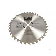 HBM 450 x 36T Cirkelzaagblad voor Hout - ASGAT 30 mm.