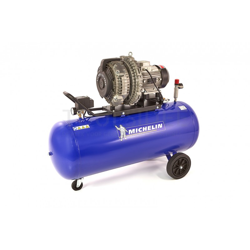 Michelin 5.5 PK 300 Liter Direct Aangedreven Compressor