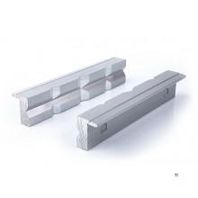 HBM Aluminium Opzetbekken met Dubbele V