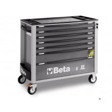 Beta 7 Laden XL Gereedschapswagen Grijs - C24SA-XL 7/G -
