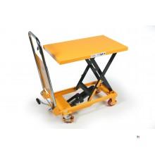 HBM 150 Kg. Verrijdbare Werktafel / Heftafel