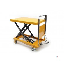 HBM 300 Kg. Verrijdbare Werktafel / Heftafel