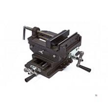 HBM 150 mm. Kruisklem / Boorklem