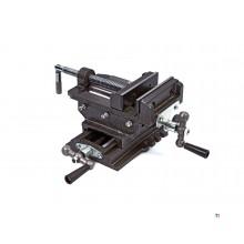 HBM 125 mm. Kruisklem / Boorklem