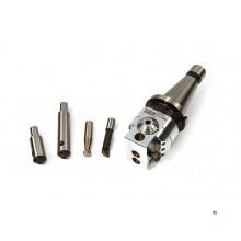 HBM 5 Delige 50 mm. ISO Kotterkopset