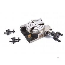 HBM 75 mm Verdeeltafel, Verdeelapparaat met Opspanset