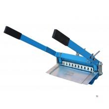 HBM 1.6 x 300 mm Plaatschaar
