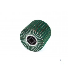 HBM Nylon Web Schuurcylinder Met Schuurlamellen voor