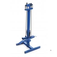HBM Strek en Stuik machine op onderstel