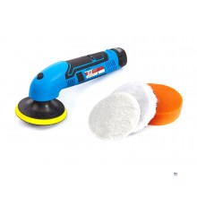 HBM Profi Polisher sur batterie - 100 mm