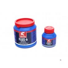 HBM Flux 6 Silver Resin loddepulver