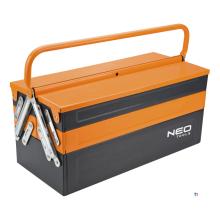 NEO 455x235x260mm oțel set de instrumente
