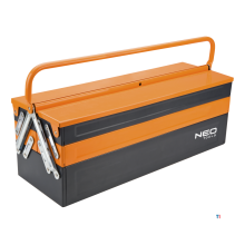 neo tool box steel 555x235x340mm