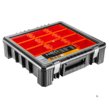 Neo sorteringsfodral 40x40x12cm polykarbonat