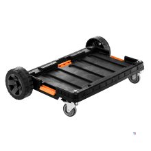 neo modular system row plate strong wheels