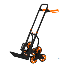 neo 3-wheel hand truck especially for stairs and obstacles