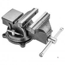 Topex Schraubstock 125mm drehbar