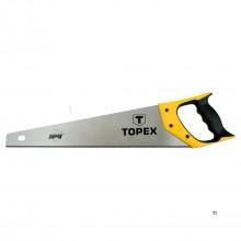 TOPEX handzaag 400mm 11 tpi fast cut