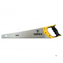 TOPEX handzaag 450mm 11 tpi fast cut