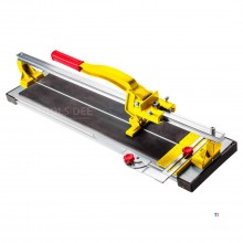 coupe-carreaux topex 600 mm guide simple très solide