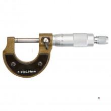 micromètre topex 0-25mm 0