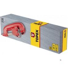 coupe-tube topex 3-50mm adapté pour cu-al-pvc-pe-pp