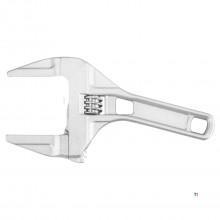 Clé à écrou TOPEX spéciale version 0-70mm extra courte pour usage sanitaire