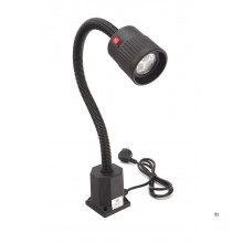 HBM LED Machine Lamp with Flexible Neck