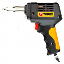 TOPEX loddepistol 100w