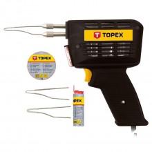 TOPEX 150w loddingspistol inkl. Loddemåler