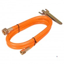 topex gas hose 2mtr 3 / 8'-3/8 '