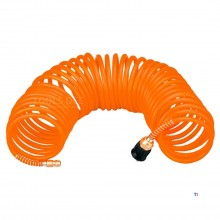 TOPEX air spiral hose 15 m 8mm