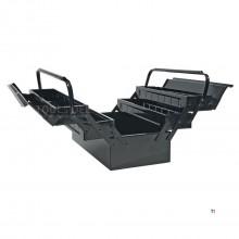 TOPEX koffer metaal 40cm 5 ladens 3