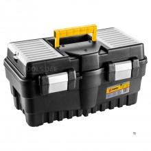 TOPEX koffer 19' afm. 460x255x240mm