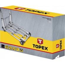 TOPEX trolleykar 50 / 70x43x65cm