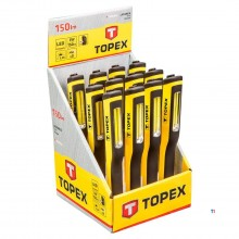 topex led flashlight display 12x article 94w381 in counter display