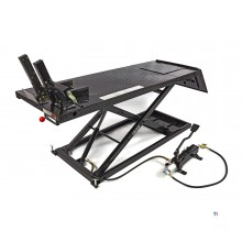 HBM 500 Motor lift table - BLACK