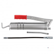 topex grease gun 400cc with 8x300mm hose