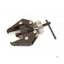 Braccio tergicristallo HBM ed estrattore polo batteria