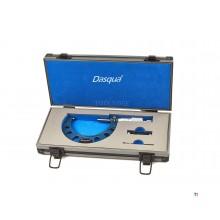 Dasqua Professionele 75 - 100 mm Buiten Micrometer